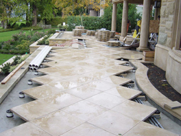 concrete paver sealer