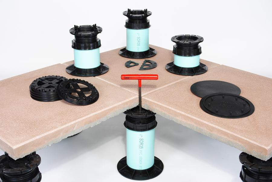Paver Pedestal System