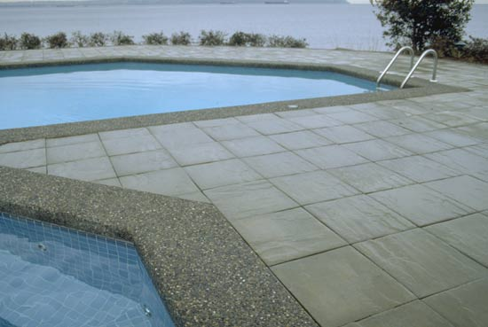 Pool Deck Pavers Benefits