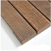 Grooved Surface ipe deck tiles