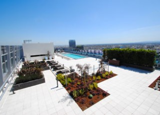 Cool Roof Deck