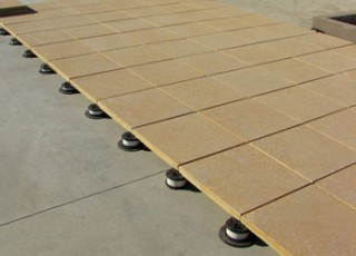 Roof Pavers Adjustable Pedestals Tile Tech Pavers