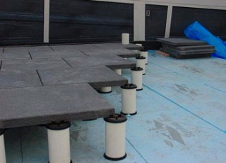 Roof Paver Amp Skypaver Roof Paver System