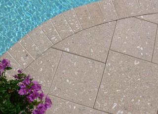 Shell Pave Concrete Pavers Tile Tech Pavers