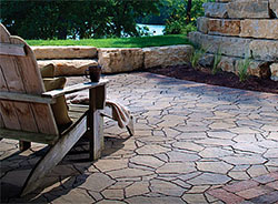 Flagstone Pavers