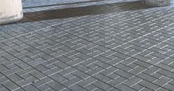 Rubber Patio Pavers Flooring