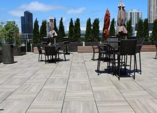 Roof Pavers Roof Deck Pavers Tile Tech Pavers