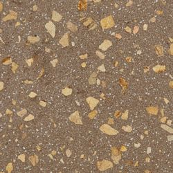 Terrazzo Leather Gold - Porcelain Pavers