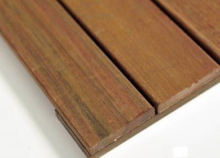 Ipe Deck Tiles Smooth