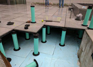 Adjustable Pedestals Tile Tech Pavers 174 Roof Pavers