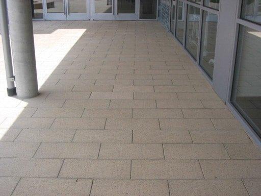 Installation of Interlocking Concrete Paver
