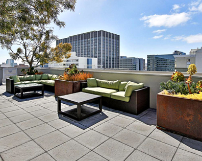 Artani Apartments - Roof Deck