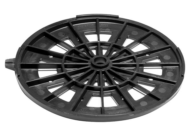 Slope Plates For Bottom Pedestals