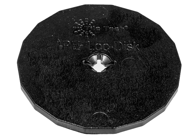 Lock Disk For Ipe Wood Tiles