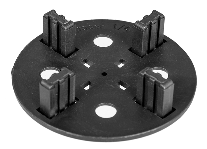 """1/4"""" Spacer For Paver Spacing Top Pedestals"""
