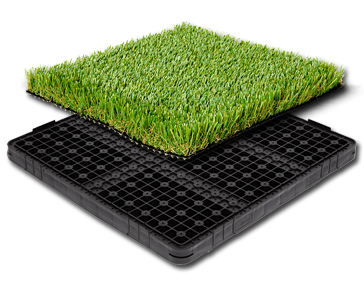 Turf Tray™ - Pedestal Pavers
