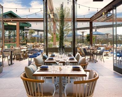 Eataly Restaurant - Terrace Deck