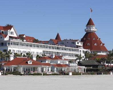 Hotel Del Coronado - Plaza Deck