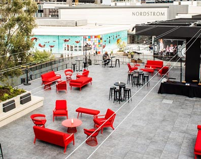 Westfield Mall - Plaza Deck