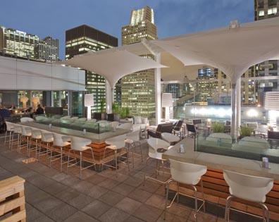 Rooftop Bar - Witt Hotel
