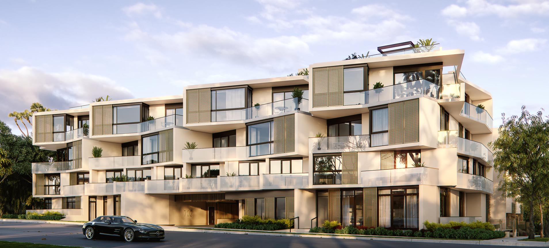 Project Spotlight: The Harland Condos – West Hollywood, CA