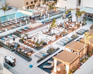 Pool Deck - Alohilani Resort