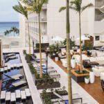 Alohilani Resort IPE-Wood & Porcelain Pavers for Pool Deck