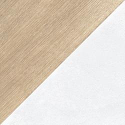 Trelis Wood White - Porcelain Pavers