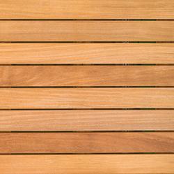 Cumaru Wood Tiles