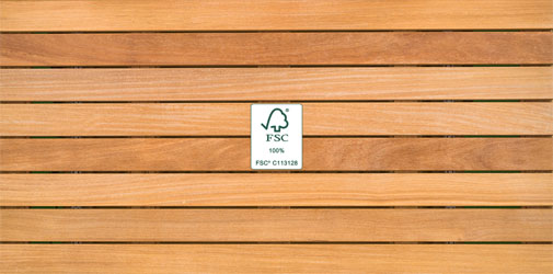 Cumaru Wood Tiles