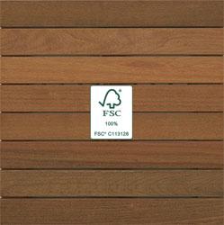IPE Wood - FSC®