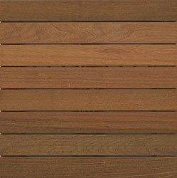 IPE Wood Deck Tiles 24x24
