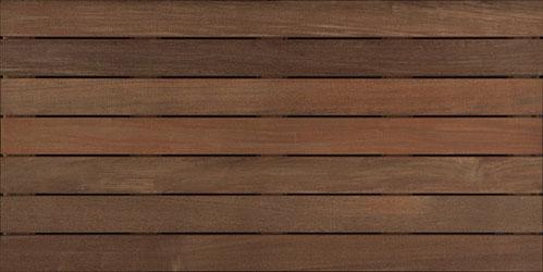 IPE Wood Deck Tiles 24x48