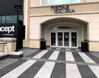 Tysons Galleria - Plaza Deck