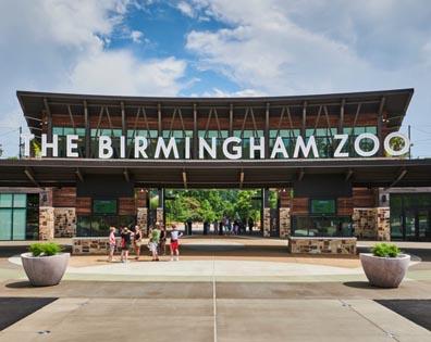 Birmingham Zoo - Terrace Deck