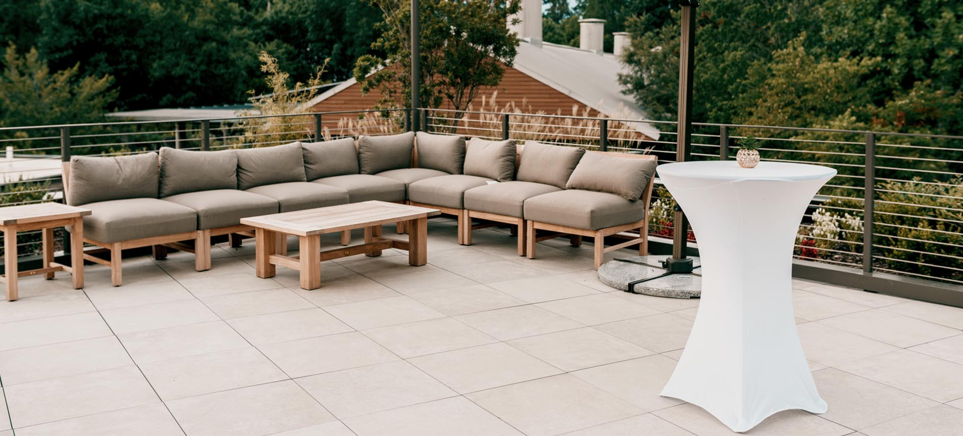 The Top 4 Products for a Transformed Roof Deck