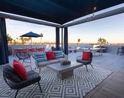 Empire At Norton Condo - Rooftop Deck
