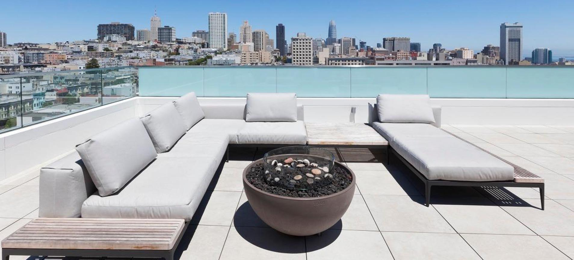 Why You Should Consider Travertine Porcelain Pavers for Your Pool Deck