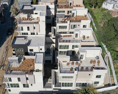 Tularosa Apartments - Roof Deck