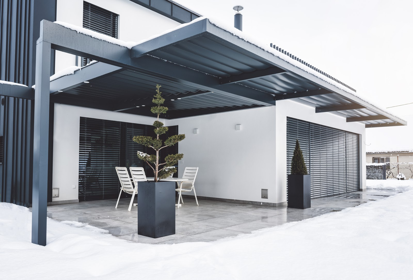 4 Outdoor Paving Products for Harsh Weather