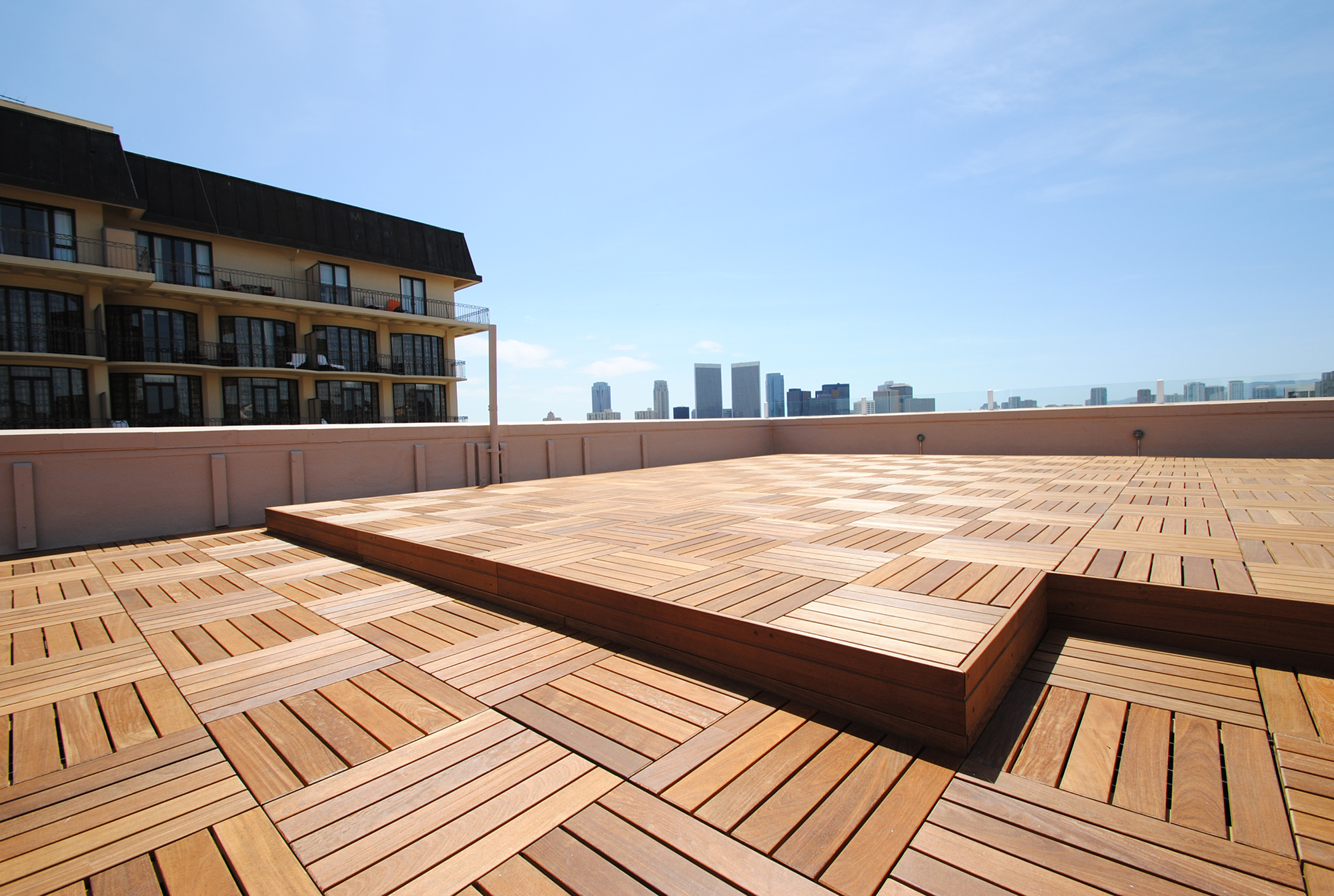 How To Maintain Your IPE Wood Deck Tiles