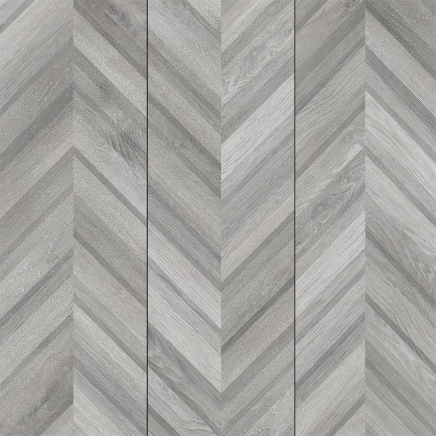 Wood Chevron Maple - Porcelain Pavers