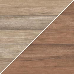 Wood Plank Porcelain Pavers